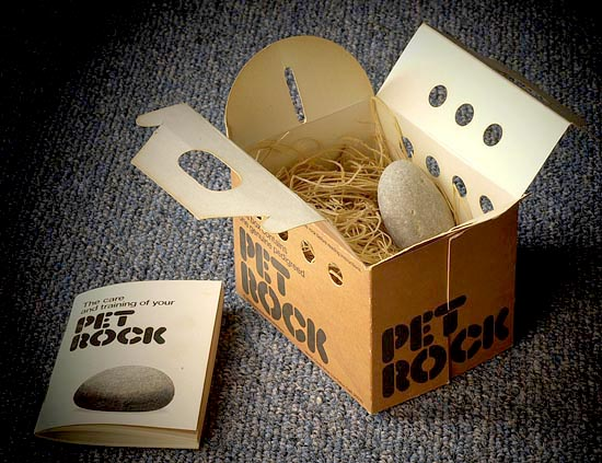 Pet Rocks: The Ultimate Marketing Phenomenon – Alon Feder