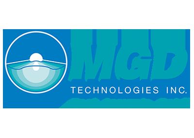 MGD Technologies Logo