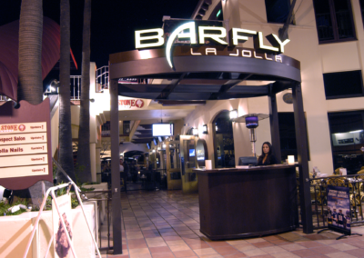 Barfly & Aroma La Jolla Environmental Graphics