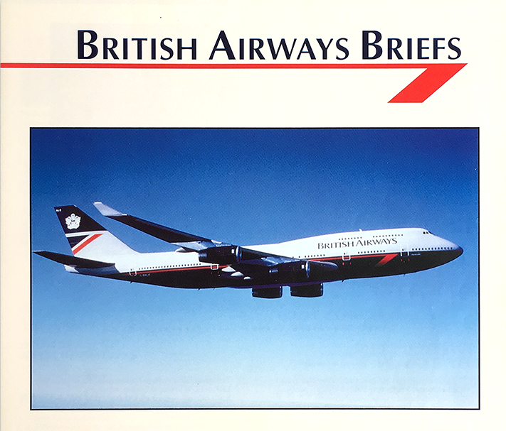 British Airways, Monthly Newsletter