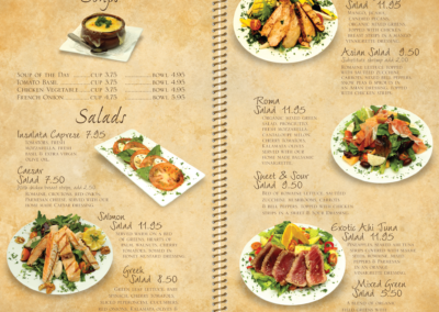 Menu Pages 2
