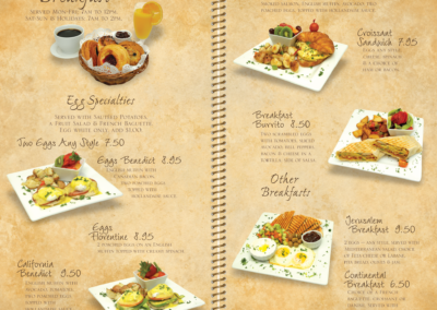 Menu Pages 9